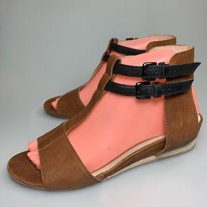 Latitude Femme Wedge Heel Sandals Designer Shoes